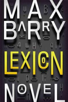 'Lexicon' by Max Barry