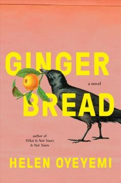 Book Cover: 'Gingerbread'