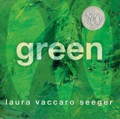 'Green' by Laura Vaccaro Seeger