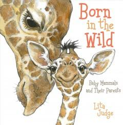 'Born in the Wild: Baby Mammals and Their Parents' by Lita Judge