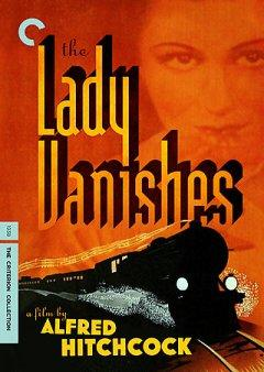 The Lady Vanished DVD cover