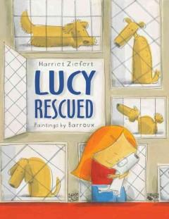 Cover: 'Lucy Rescued'