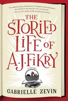 The Storied Life of A. J. Fikry book cover