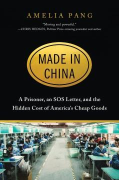 Book Cover: 'Made in China'