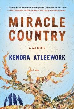 Book Cover: 'Miracle country'