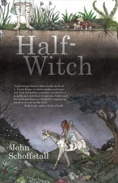 Cover: 'Half-Witch'