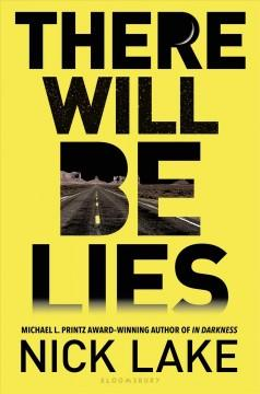 There Will Be Lies book cover