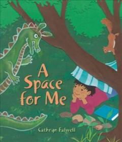 Book Cover: 'A space for me'