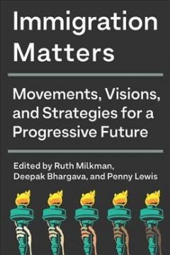 Book Cover: 'Immigration matters'