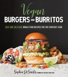 Cover: 'Vegan Burgers & Burritos'