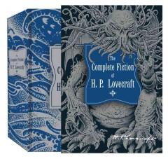 'The Complete Fiction of H.P. Lovecraft' by H.P. Lovecraft