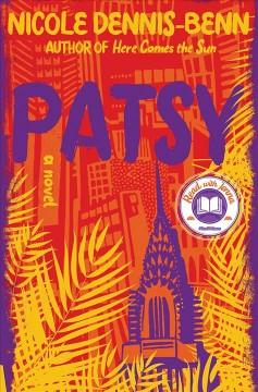 Book Cover: 'Patsy'