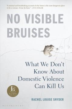 Book Cover: 'No visible bruises'
