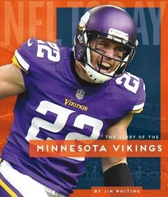 Book Cover: 'The story of the Minnesota Vikings'
