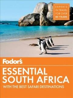 Fodors essential South Africa