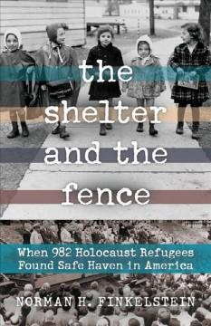 The shelter and the fence