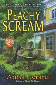 Book Cover: 'Peachy scream'
