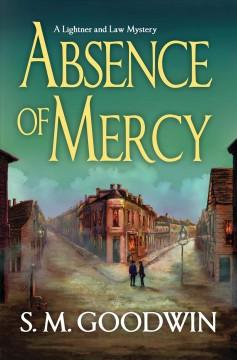 Book Cover: 'Absence of mercy'