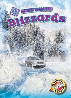 Book Cover: 'Blizzards'