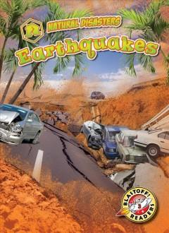 Book Cover: 'Earthquakes'