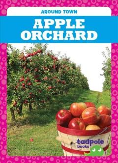 Book Cover: 'Apple orchard'