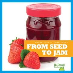 Book Cover: 'From seed to jam'