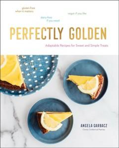 Book Cover: 'Perfectly golden'