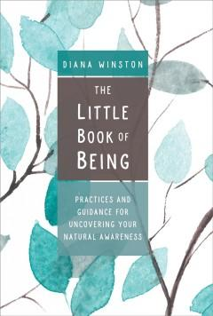 Book Cover: 'The little book of being'