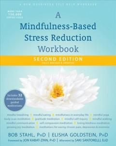 Book Cover: 'A mindfulness-based stress reduction workbook'