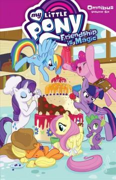 Book Cover: 'My little pony'
