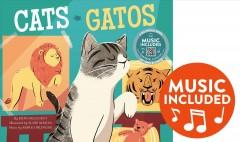 Book Cover: 'Cats'