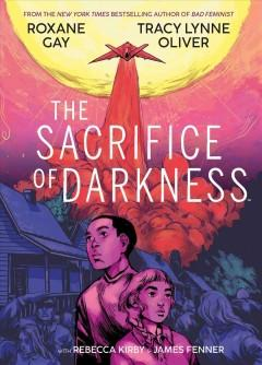 Book Cover: 'The sacrifice of darkness'