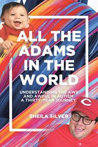 Book Cover: 'All the Adams in the world'