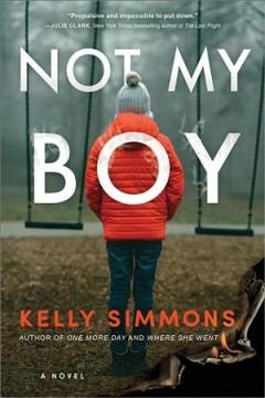 Book Cover: 'Not my boy'