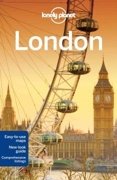 'Lonely Planet London' by Emilie Filou