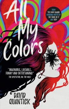 Book Cover: 'All my colors'