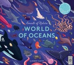 Book Cover: 'World of oceans'