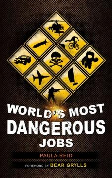 Cover: 'World's Most Dangerous Jobs'