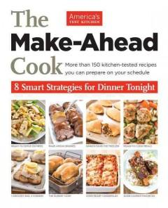 Cover: 'The Make-ahead Cook'