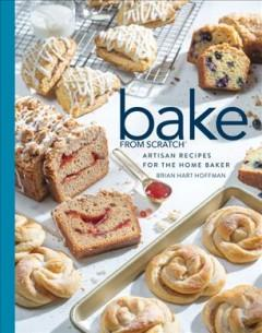Book Cover: 'Bake from scratch'