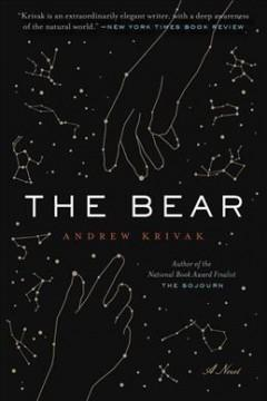 Book Cover: 'The bear'