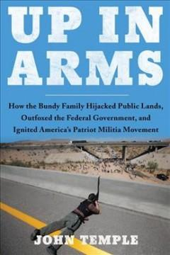 Book Cover: 'Up in arms'