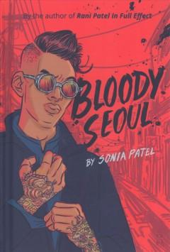 Book Cover: 'Bloody Seoul'