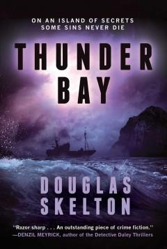 Book Cover: 'Thunder Bay'