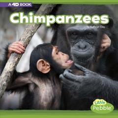 Book Cover: 'Chimpanzees'