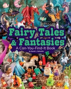 Book Cover: 'Fairy tales fantasies'