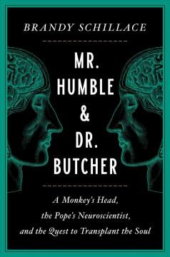 Book Cover: 'Mr Humble and Dr Butcher'