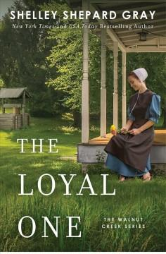 Book Cover: 'The loyal one'