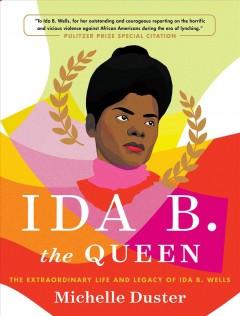 Book Cover: 'Ida B the queen'