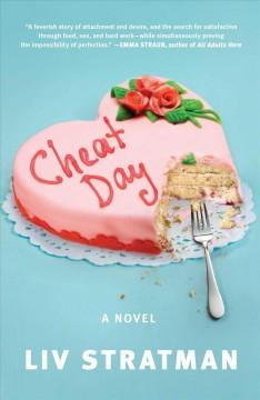 Book Cover: 'Cheat day'